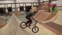 視頻: Josh Perry - Racing The Knife  RideBMX