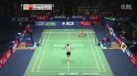 2016印尼羽毛球公开赛半决赛最佳球