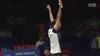 2016印尼羽毛球公开赛半决赛精华