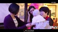 西安爱派对儿童策划—靖羽小公主百日宴—20160508
