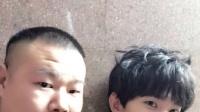 岳云鹏与杨洋合影PK颜值 网友:对自己残忍 160725