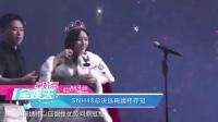SNH48总决选鞠婧祎夺冠 160801