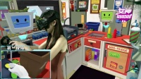 "《Job Simulator》女神Lydia遭遇""大姨妈""拜访 自带掉血buff肿么办 16"