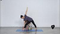 FitTime瑜伽体式-三角式