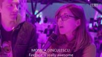 Summit Report: PolymerFire with world's laziest developer Monica Dinculescu (Pol