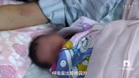 孕妇当街产子 医生用嘴吸羊水救人