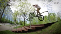 BMX - Mark Burnett and his Shadow Odin Stem