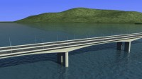国道G234焦作至荥阳黄河大桥视频