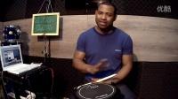 isac jamba- aula de bateria - divis茫o ritmica ( 1,2, 3, 4, 6, e 8 notas)