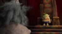 《魔發精靈》片段