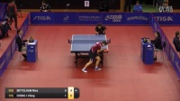 2016国际乒联巡回赛瑞典公开赛 郑怡静 vs 妮娜