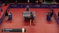 2016国际乒联巡回赛瑞典公开赛 埃克霍姆 vs 韩莹