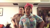笑翻了 老外带中国老婆用苏北话唱歌 34