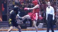 2006年第三届世界杯武术散打比赛 01单元 001 女子48Kg 陈秀美(马)VS 奥莱拉(罗)