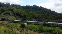 K743途径龙漳线南靖和溪隧道 (QQ视频转载)