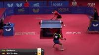 2016国际乒联世青赛 女单决赛 石洵瑶 vs 麦子泳