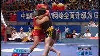 2008年第四届世界杯武术散打比赛 01单元 002 女子48kg 阮氏碧(越南)VS 鲁米拉(俄罗斯)