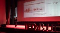 关键是你的目光,而非目睹的事物:孙博@TEDxBJUT
