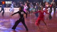 2017年国家青年队选拔拉丁舞入围选手-翟贞屹-蔡美琦-牛仔