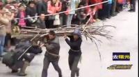 """上林木山:万人欢庆""""卢於春社"""" 祈求开春风调雨顺"""