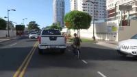 BMX Street Riding In Puerto Rico