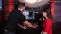 基于AMD RYZEN CPU工作站演示游戏设计多边形渲染
