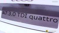 2017 Audi 奥迪 A7 3.0 TDI Quattro - Exterior and Interior Walkaround - 2016 Paris