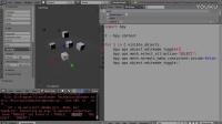 #Blender# python 自学指导 3 #blender# Python开发辅助模块 与 基础数据结构