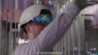 【触动力】让建筑师用眼睛绘图的AR智能头盔Daqri