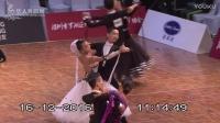 2016年CBDF中国杯巡回赛年度总决赛高等院校B组S半决赛华尔兹【VIP】刘万珩 陈知雨