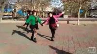 舞动夕阳~双人舞XiaoYing_Video_1484127900181