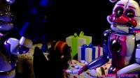 """玩具熊的五夜后宫动画 Xboxgamerk的搞笑动画片段 p6 five night""""s at freddy's"""