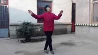 莒南县魏家潘店村广场舞个人秀