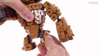 70904 积木砖家乐高LEGO Batman Movie Clayface Splat Attack review!