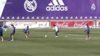 20170118 皇家马德里完成对阵塞尔塔比赛备战工作