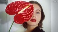 Burberry Liquid Lip Velvet- Behind the Scenes with Iris Law
