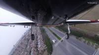"""当L39涡喷""""粘""""上Gopro,fpv飞行,Mavic 御客串跟拍"""