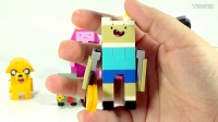 21308 积木砖家乐高LEGO ADVENTURE TIME Buildable Figures Speed Build + Review