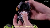 【虾米开箱时间】诚造社Q版变形金刚-萨克巨人测评!!!