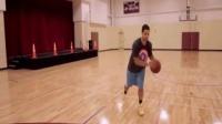 篮球课 酷炫实用的转身后撤步 篮球教学视频1 篮球教学运球