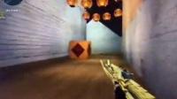 逆战神兽新枪测试