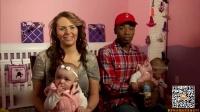 难以置信!美国双胞胎女婴遗传父母不同肤色