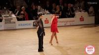 2017年WDSF世界体育舞蹈公开赛(德国)半决赛恰恰Guillem Pascual - Rosa Carne