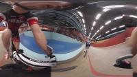 360 VR 全景 虛擬現實 室內自行車競速練習-帶你體驗不一樣的自行車速度!