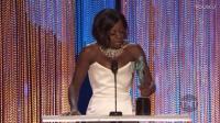 维奥拉·戴维斯第23届美国演员公会奖获奖感言