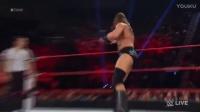 5WWE2017年2月25日全程比赛RAW(中文解说)wwe送葬者闪电出场