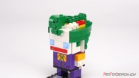 41588 积木砖家乐高Lego Batman Movie BrickHeadz_ The JOKER Speed Build