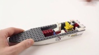 60147 积木砖家乐高Lego City Fishing Boat - Speed Build