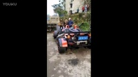 重庆KTM X-Bow惨烈车祸,驾驶员当场毙命
