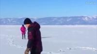 冬日贝加尔寻冰
